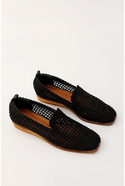 Marjin Kadın Toliva Düz Ayakkabı