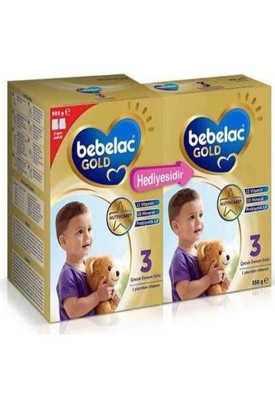 Bebelac Gold 3 900 + 350 gr