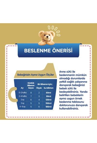 Bebelac Gold 1 Bebek Sütü 350 gr 0-6 Ay