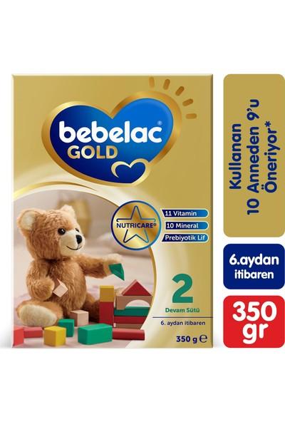 Bebelac Gold 2 Devam Sütü 350 gr 6-12 Ay