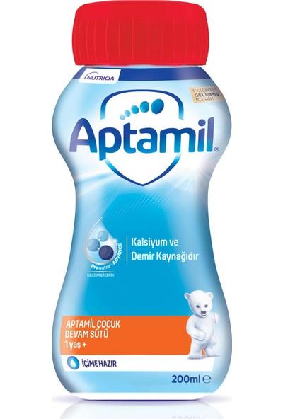 Aptamil 2 Devam Sütü İçime Hazır 200 ml 6-12 Ay