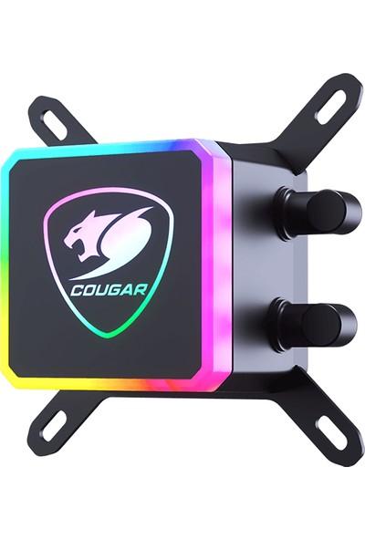 Cougar Aqua 240 RGB 2xFan 120mm Sıvı Cpu Soğutucusu