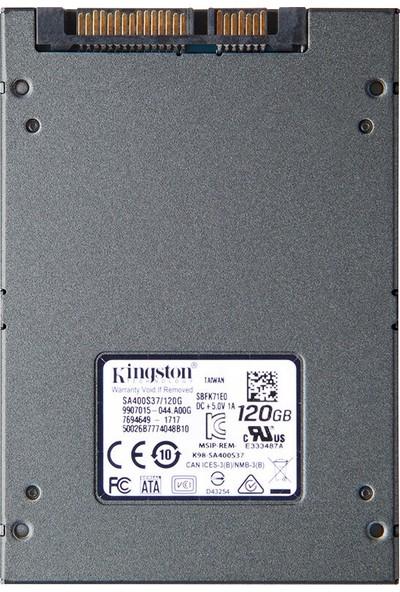 Kingston A400 120GB Sata3 SSD TLC Katı Hal Sürücüsü (Yurt Dışından)