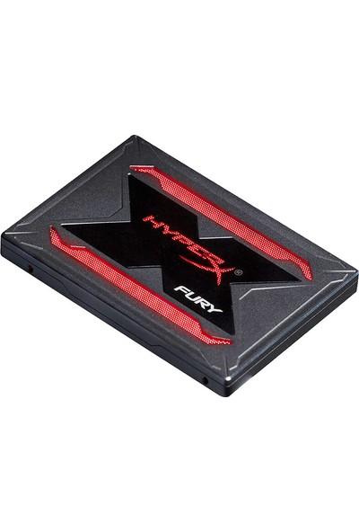 Kingston Hyperx Fury RGB SSD Sata 3 2.5 Katı (Yurt Dışından)