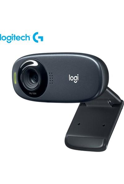 Logitech C310 HD Webcam (960-000586) (Yurt Dışından)