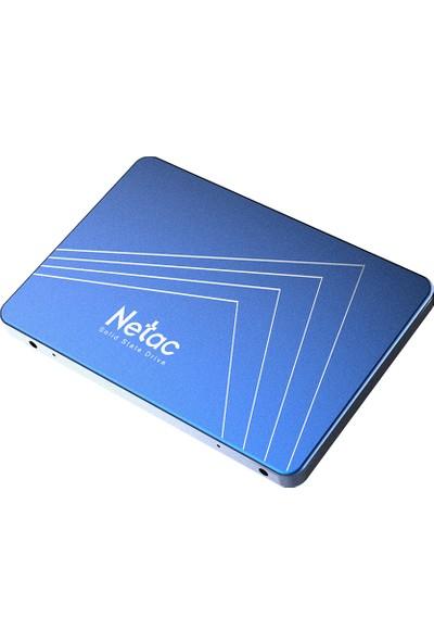 Netac N500S 480GB SATA 6GB / S 2.5in Katı Hal Sürücüsü (Yurt Dışından)