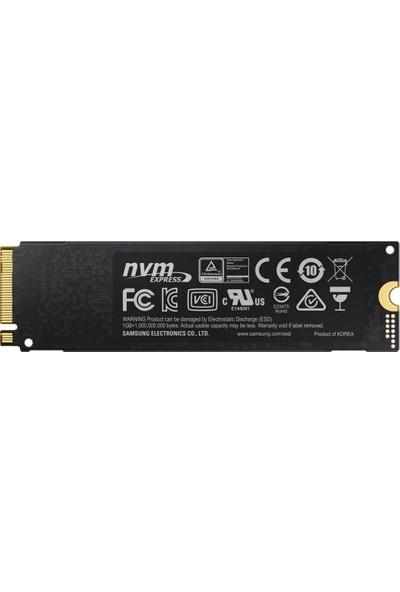 SamsunGB MZ-V7S1T0B 970 Evo Artı Nvme PCIE 250GB (Yurt Dışından)
