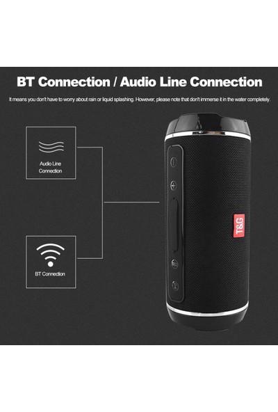 T&G Bluetooth Hoparlör (Yurt Dışından)