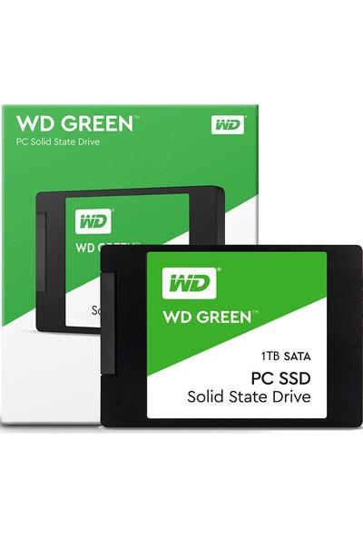 """Wd Green 1TB PC SSD Sata 6GB / Sn 2,5"""" Katı Hal (Yurt Dışından)"""