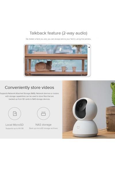 Xiaomi Mi Ev Akıllı Güvenlik Kamera 1080 P HD Ip Kamera (Yurt Dışından)