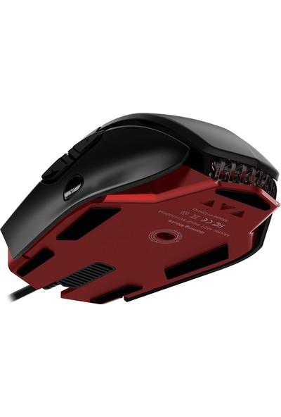 Rii Kablolu Gaming Mouse 12000 Dpi 7 Solunum Işıkları (Yurt Dışından)