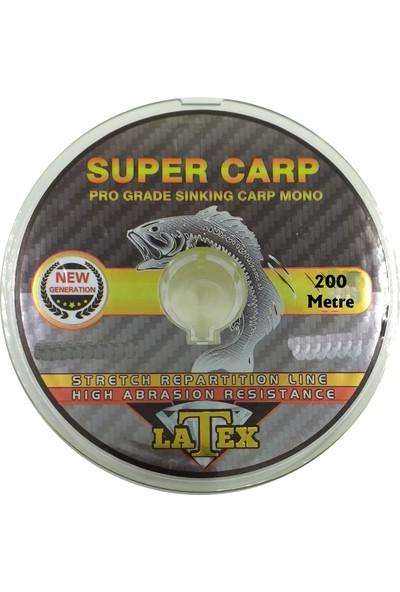 Effe Super Carp Sazan Yayın Alabalık Misinası Latex 200 mt