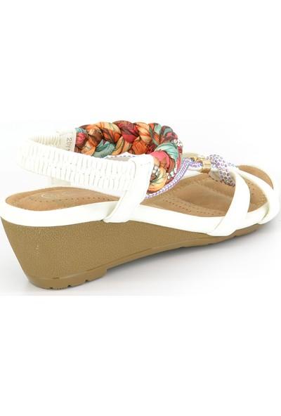 Guja 20Y151-3 Günlük Rahat Sandalet
