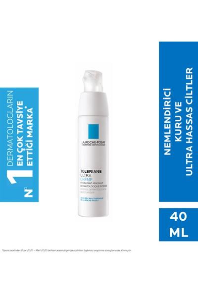 La Roche-Posay Toleriane Ultra Nemlendirici Alerjiye Eğilim Gösteren Kuru Ciltler 40Ml