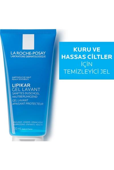 La Roche-Posay LipikarGel Lavant Tüm Aile İçin Koruyucu&Yatıştırıcı Vücut Jeli 200Ml
