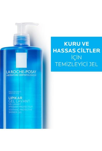 La Roche-Posay LipikarGel Lavant Vücut Jeli Koruyucu&Yatıştırıcı Tüm Aile 750Ml