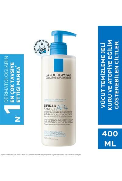 La Roche-Posay LipikarSyndet Ap+ Yıkama Jeli Atopiye Eğilim Gösterebilen Ciltlere 400Ml