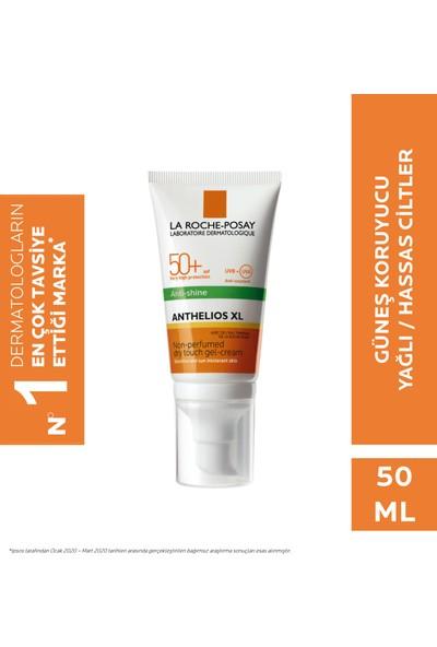 La Roche-Posay Anthelios Dry Touch Yüz Güneş Kremi Karma/Yağlı Ciltler Spf50+ Yuksek Koruma 50Ml