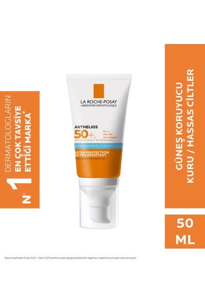 La Roche Posay Anthelios Ultra SPF50 Parfümsüz Güneş Kremi 50 ml