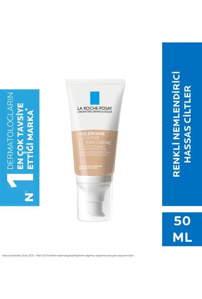 La Roche-Posay Toleriane Sensitive Renkli Nemlendirici Hassas Ciltler 50 ml