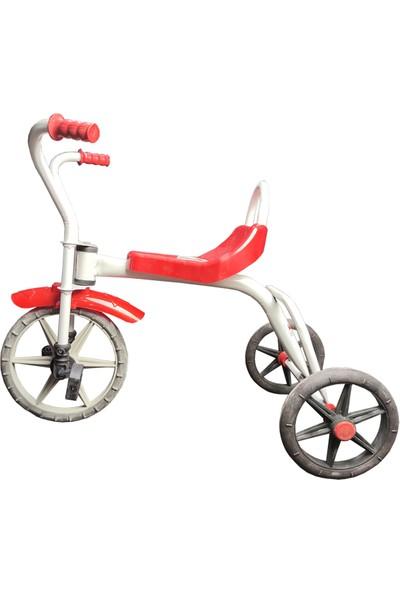 Papatya Üç 3 Tekerli Çocuk Bisikleti