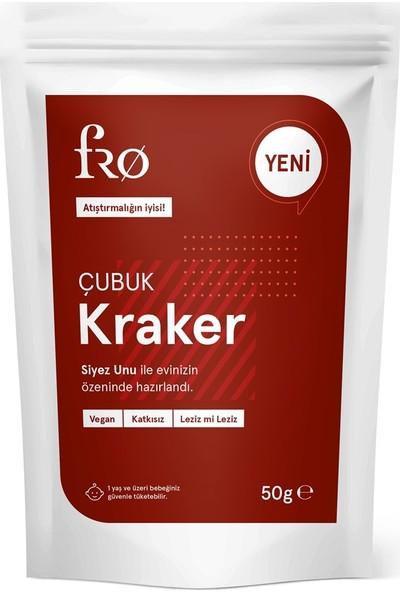 Fro Vegan Çubuk Kraker 50 gr