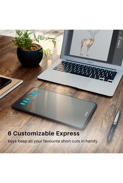 Huion Inspiroy H640P Grafik Tablet 8192 (Yurt Dışından)