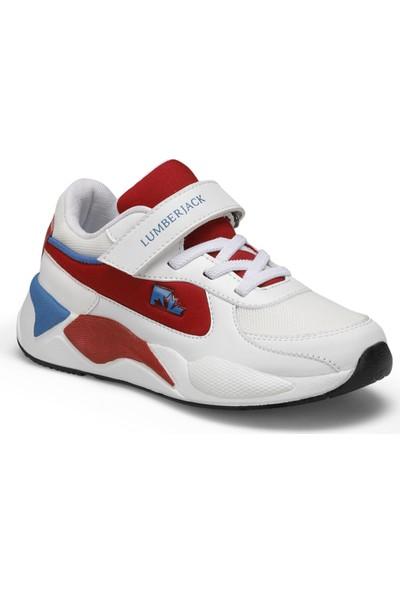 Lumberjack Iron Beyaz Erkek Çocuk Yürüyüş Ayakkabısı