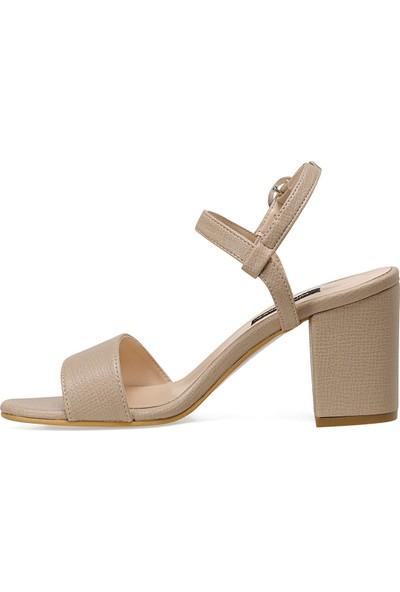 Nine West Ceva Pudra Kadın Sandalet