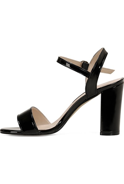 Nine West Crespı3 Siyah Kadın Sandalet