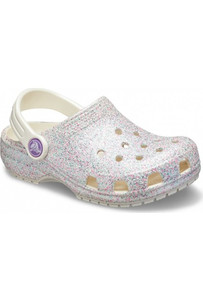 Crocs Crocband Beyaz Terlik 205441-159