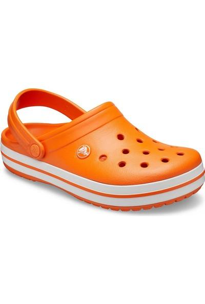 Crocs Crocband Turuncu Terlik 11016-846