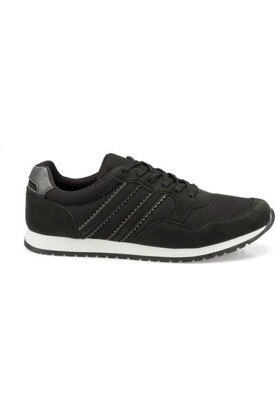 Polaris 356504.M Siyah Erkek Spor Ayakkabı