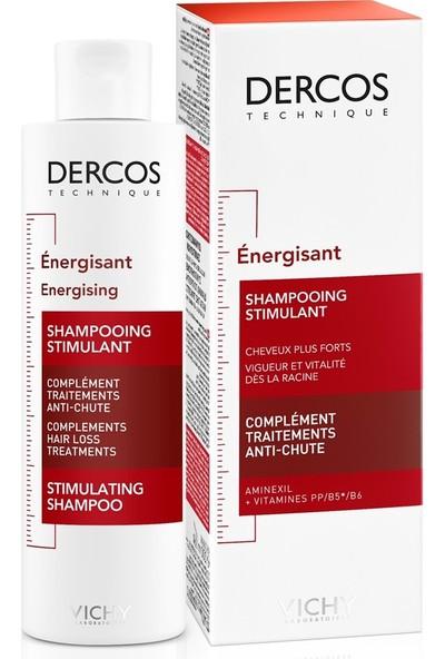 Vichy Dercos Energisant Saç Dökülmesine Karşı Tamamlayıcı Şampuan 200 ml