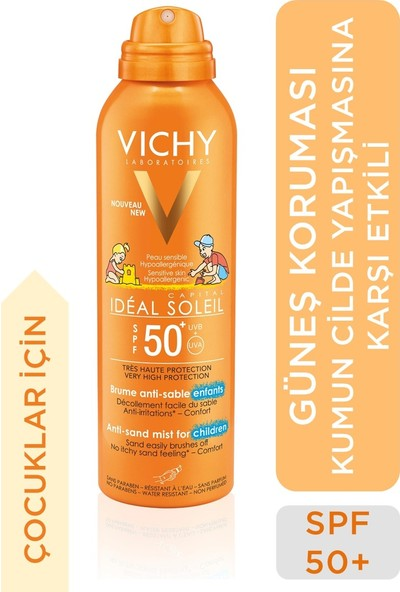 Vichy Is Antı-Sand Chıldren Mıst