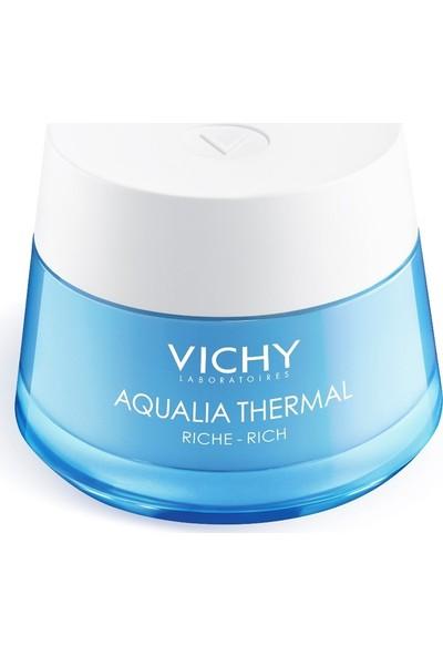 Vichy Aqualia Thermal Nemlendirici Gece Bakım Kremi Tüm Cilt Tipleri 75 ml