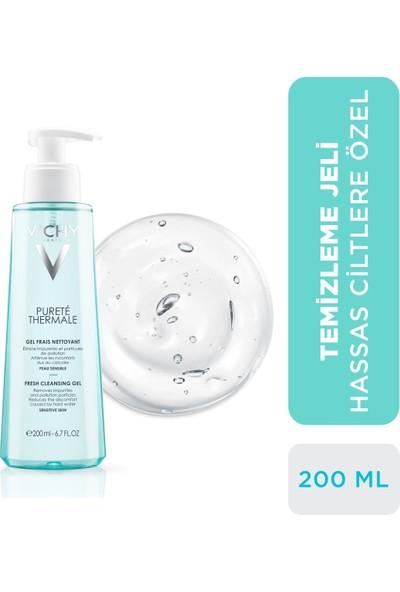 Vichy Purete Thermal Ultra Fresh Gel Temizleyici Jel Normal / Karma Ciltler 200 ml