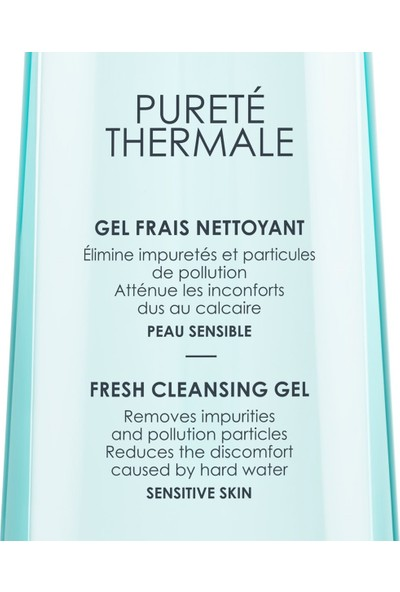 Vichy Purete Thermal Ultra Fresh Gel Temizleyici Jel Normal / Karma Ciltler 200 ml