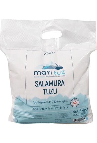 Mayi Tuz Salamura Tuzu 5 kg