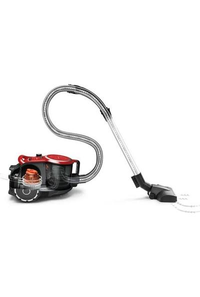 Bosch BGS41PET1 Toz Torbasız Elektrik Süpürgesi Proanimal Kırmızı 750W