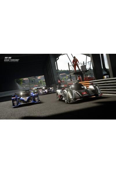Gran Turismo Sport Vr Uyumlu Türkçe Içerik PS4 Oyun