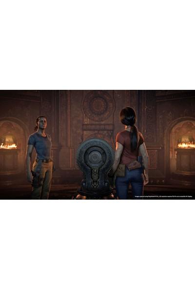 Uncharted Kayıp Miras Türkçe Dublaj ve Altyazılı PS4 Oyun