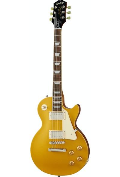 Epiphone Les Paul Standard '50S Elektro Gitar (Metallic Gold)