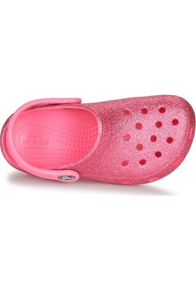 Crocs Classic Glitter Clog K Çocuk Terlik