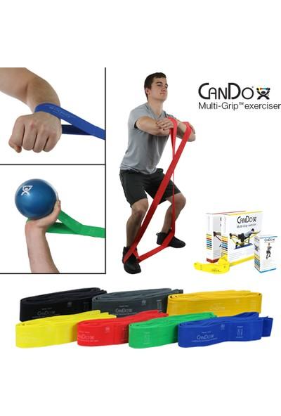 Cando® Multigrip Egzersiz Bandı Altın Xx-Yüksek Direnç