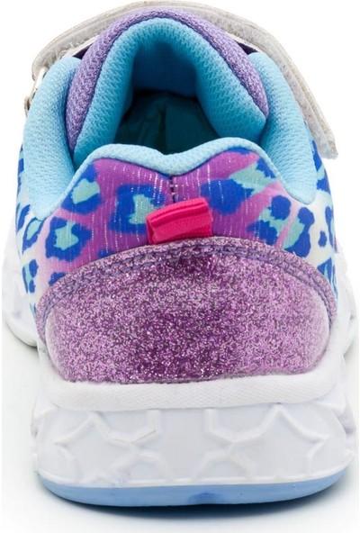 Noxis Dance Işıklı Kız Çocuk Yürüyüş ve Spor Ayakkabısı