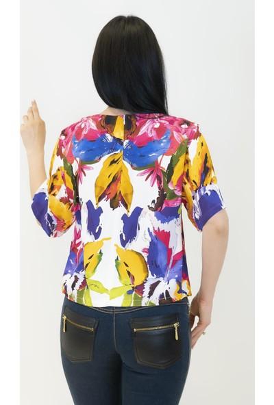 Gizia Kadın Bluz M15Y2S0301