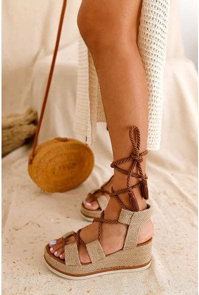 Limoya Kadın Sandalet