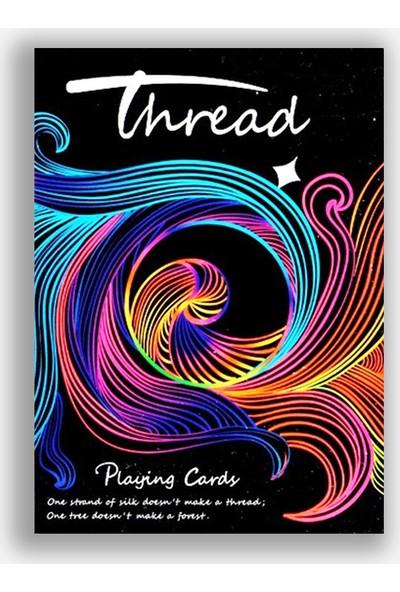 Bocopo Thread Cardistry Oyun Kağıdı İskambil Destesi