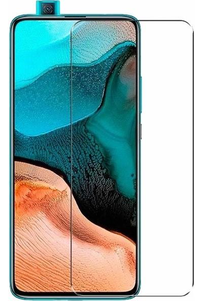 Teleplus Xiaomi Poco F2 Pro Kılıf Tpu Silikon Şeffaf + Nano Ekran Koruyucu